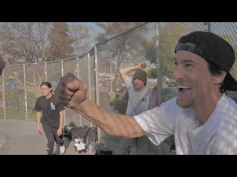 Santa Cruz Garvanza Skatepark Round Up RAW Footage