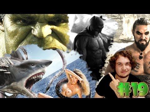 FILMNEWS #19 | Batman Solo 2019? - DjangoZorro als Comic! - Sharktopus 2 & 3