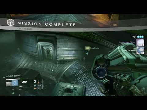 Destiny - Crota Hard/Normal Drops x3 (Week 1)