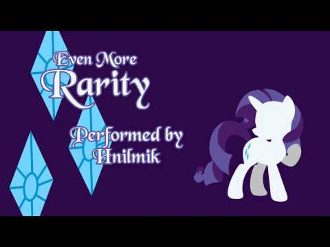 [Mane6: Fighting is Magic] Rarity Audition Redo