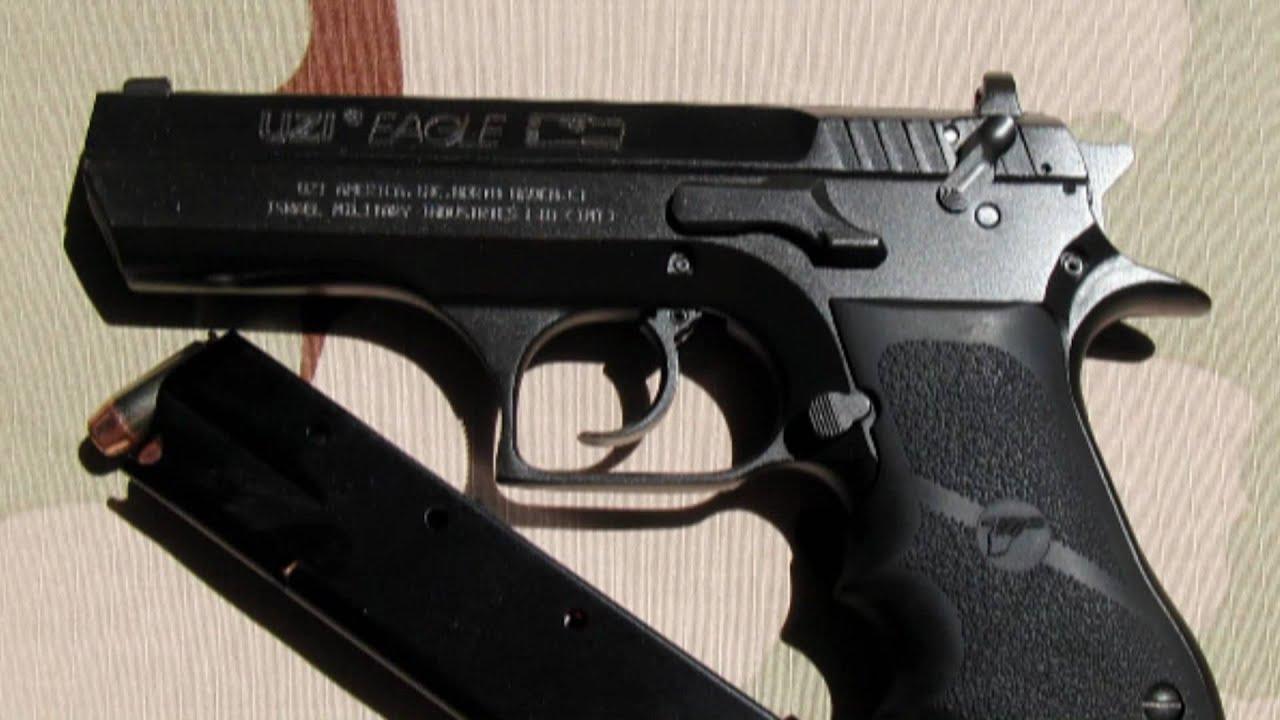 Baby 9mm Blued Desert Eagle Baby Desert Eagle Aka Uzi