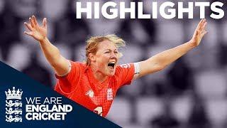 England Reach 14th Straight Win! | England Women v Windies Women 2nd T20 2019 - Highlights