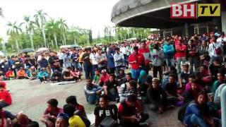 Penyokong Selangor mula beratur untuk beli tiket