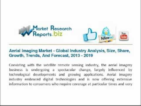 Aerial Imaging Market: Global Industry Analysis, Size, Share, Growth, Trends, And Forecast, 2013