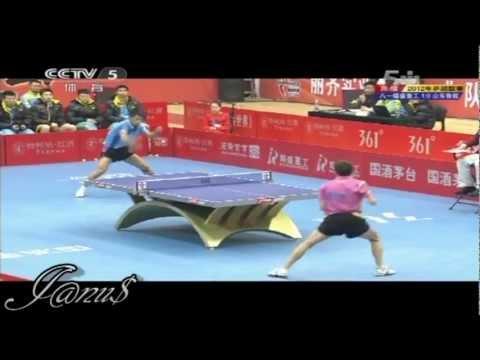 2012 China Super League: ZHOU Yu - ZHANG Jike [Full Match/Short Form]