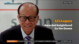 Hong Kong's richest man officially retires