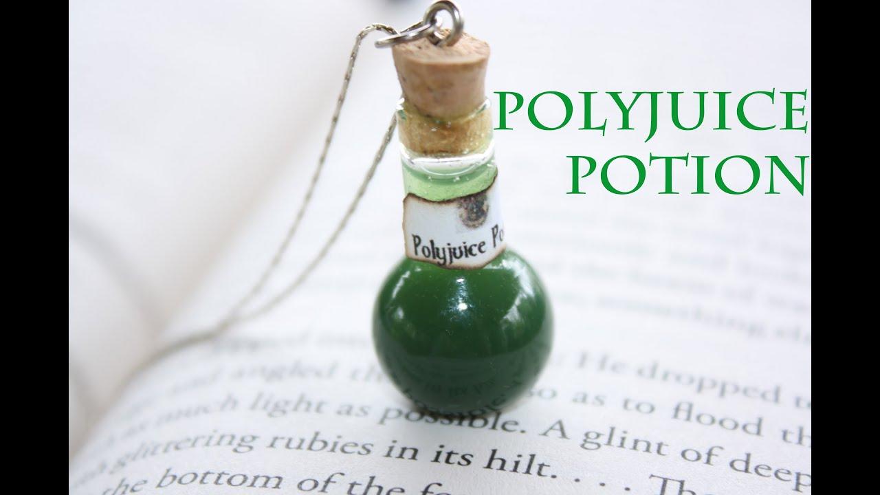 Polyjuice Harry Potter Potion Ep 2 Bottle Jar Charm