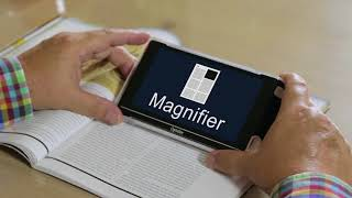 Portable Video Magnifier Optelec Compact 6 HD