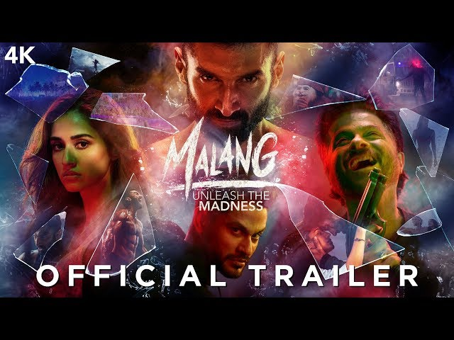 Malang Trailer | Aditya Roy Kapur, Disha Patani, Anil Kapoor, Kunal Kemmu | Mohit Suri | 7 Feb thumbnail