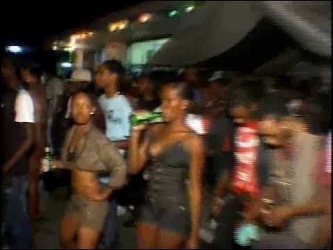jamaica dancehall tour in Passa Passa vol.59 feb.2009 PART 2