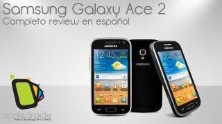 Samsung Galaxy Ace 2(dos) completo análisis