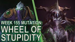 Starcraft II: Co-Op Mutation #155 - Wheel of Misfortune