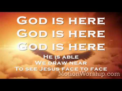 god is here by darlene zschech lyrics youtube