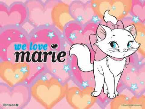 The Aristocats:Marie