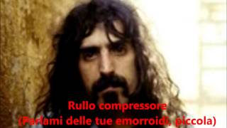 Watch Frank Zappa Latex Solar Beef video
