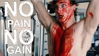 NO PAIN NO GAIN (ft. King Bach)