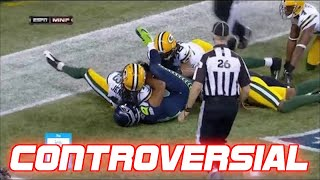 NFL Most Crazy Controversial Endings to Games