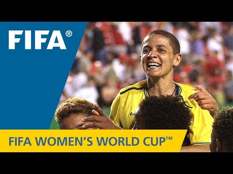 Greatest Women's World Cup Goal? SISSI in 1999