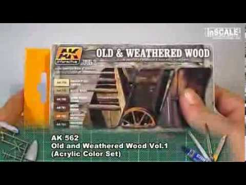 Review: AK-Interactive - Wood Weathering (Part 2)