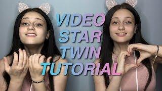 VIDEO STAR TWIN TUTORIAL