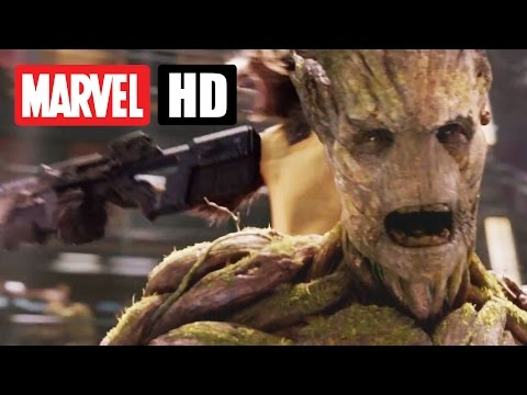 GUARDIANS OF THE GALAXY - Offizieller Trailer