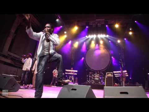 Culture feat. Kenyatta Hill - Live at Afro-Pfingsten Festival 2011