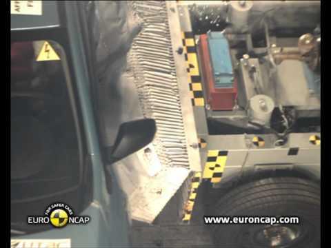 Euro NCAP | Renault Fluence ZE | 2011 | Краш-тест