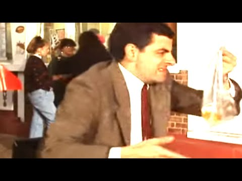Mr. Bean - The Leaky Goldfish