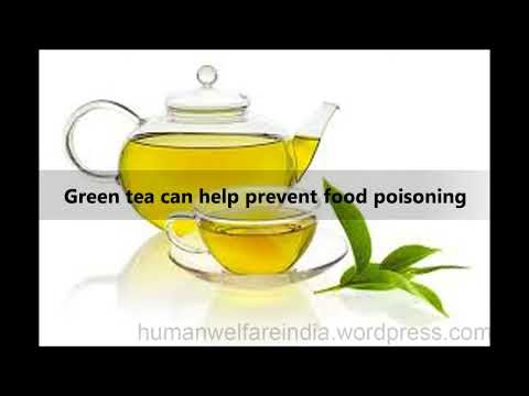 Health Benefits With Green tea