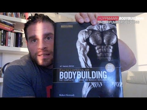Die besten Bodybuilding Bücher: Encyclopedia of Bodybuilding von Robert Kennedy
