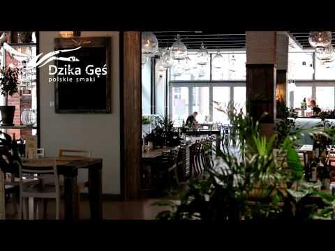 Dzika Gęś - Restauracja W Szczecinie (film Promocyjny)