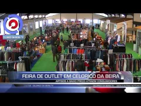 Feira Outlet em Celorico da Beira