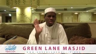 Advice to Green Lane Masjid - Sheikh Muhammad Muneer (Madinah)