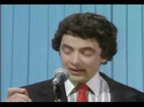 Rowan Atkinson - Conservative Conference