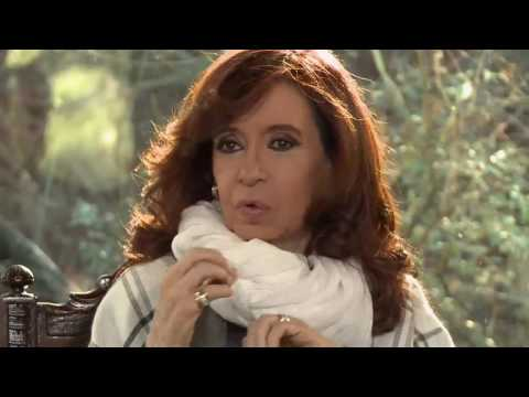 Cristina: No tengo miedo de ir presa