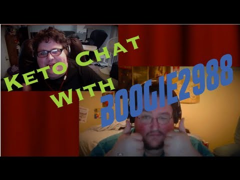 Talking With Boogie2988 About The Keto Diet video