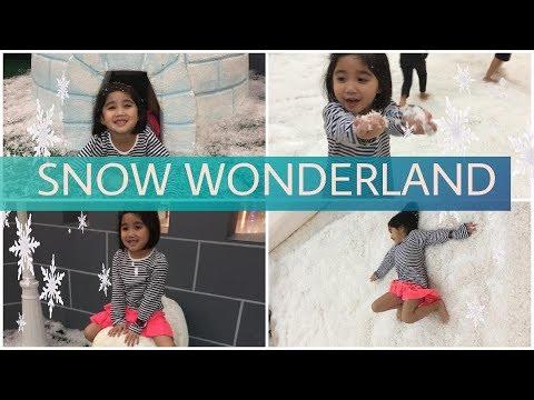 SNOW WONDERLAND IN QATAR / LET IT SNOW, LET IT SNOW!! MP3