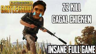 22 KILL DOANG CHICKEN MAH KAGAK