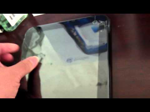 HP Touch Pad 9.7-inch Tablet 16gb + 32gb Unboxing Video - TABLET in Stock at www.welectronics.com