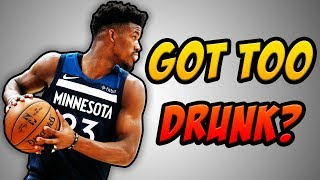 The Reason Jimmy Butler Didn't Play In The All-Star Game