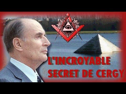 L'incroyable secret de François Mitterrand est bâti à Cergy ! La pilule verte #2