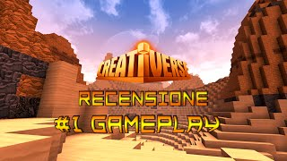 [Creativerse] Recensione e Gameplay