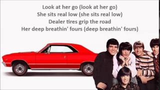 SS 396 Paul Revere and the Raiders with Lyrics