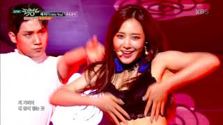 ???? Music Bank - ???(Into You) - ??(YURI).20181005