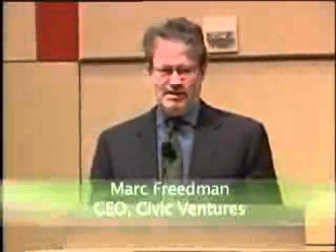 Marc Freeman Positive Aging Conference Keynote Speaker Part 3