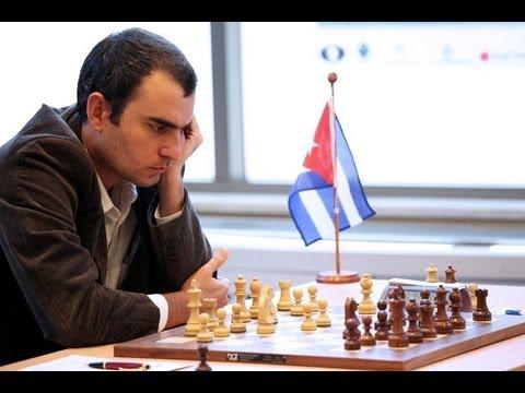 Ajedrez Leinier Dominguez Ajedrez Grand Prix Grecia 2013 Ajedrez Leinier Dominguez vs Morozevich