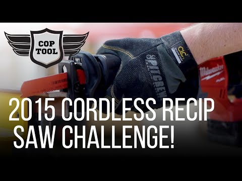 2015 Cordless Reciprocating Saw Challenge -  Bosch. Dewalt. Makita. Metabo. Milwaukee