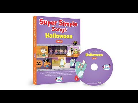Super Simple Songs - Halloween DVD Trailer