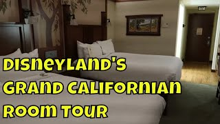 Disneyland's Grand Californian Hotel Room Tour! - Disneyland 2019 - Magical Mondays #115