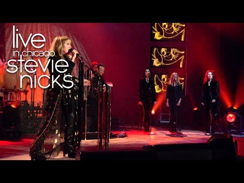 "Stevie Nicks - ""Stand Back"" [Live In Chicago]"